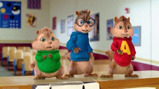 """""""Alvin e os Esquilos: A Grande Aventura"""" - primeiro trailer"""