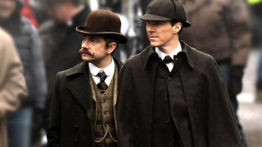 """O Natal de 2015 traz-nos um """"Sherlock"""" em versão Vitoriana"""