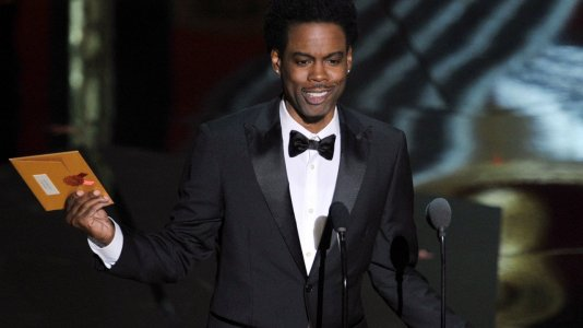 Chris Rock apresenta os Oscars 2016