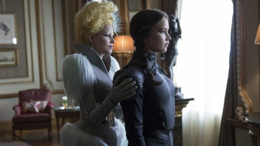 "Participe nos passatempos do filme ""The Hunger Games: A Revolta - Parte 2"""