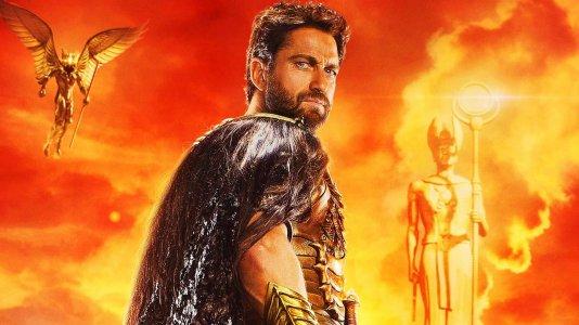 """Deuses egípcios e alpercatas: seis posters apresentam as personagens de """"Gods of Egypt"""""""