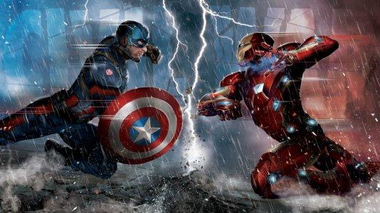 A guerra civil chegou ao universo Marvel - veja o primeiro trailer