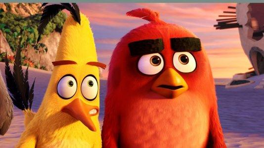 """Novo trailer para """"Angry Birds"""""""