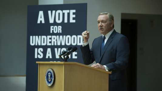 "Adeus Frank Underwood: Netflix despede Kevin Spacey da série ""House of Cards"""