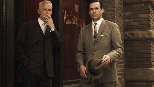 """Maratona da terceira temporada de """"Mad Men"""" em março no AMC"""