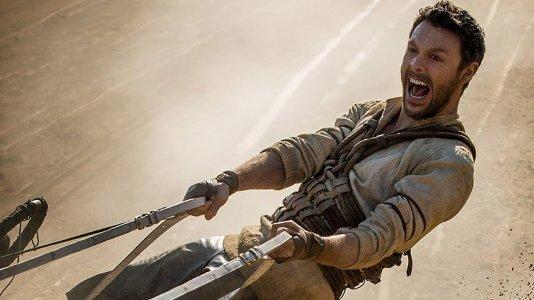 """Quadrigas e naufrágios: o remake de """"Ben-Hur"""" já tem trailer"""