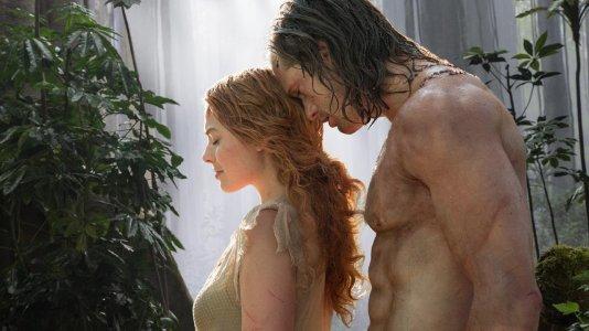 """Novo trailer de """"A Lenda de Tarzan"""" com Alexander Skarsgård e Margot Robbie"""