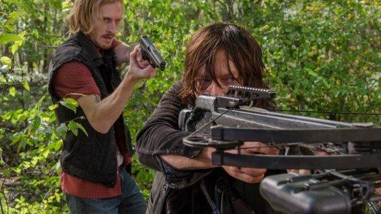 """""""The Walking Dead"""": último episódio da sexta temporada a 4 de abril em Portugal"""