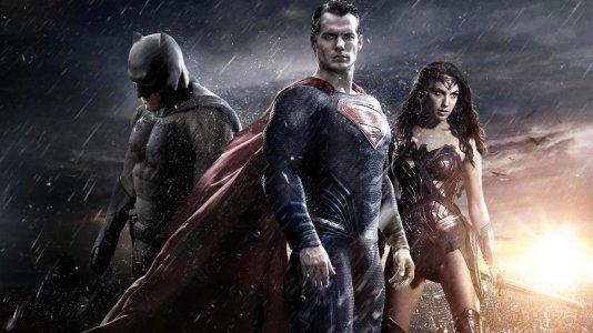 As estreias que se seguem para o universo cinematográfico da DC Comics