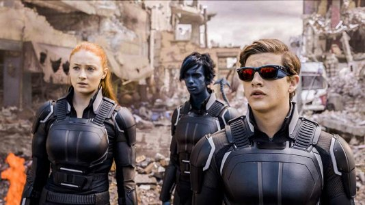 "Desfile de mutantes na galeria de novos posters de ""X-Men: Apocalypse"""