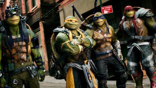 "Chegou o segundo trailer de ""Tartarugas Ninja Heróis Mutantes: O Romper das Sombras"""