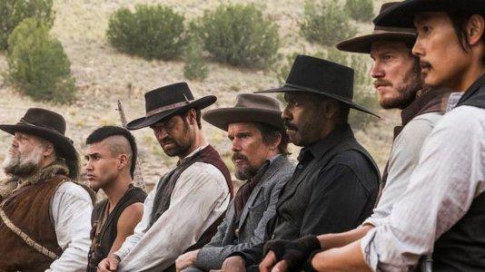 """Primeiro trailer para """"Os Sete Magníficos"""" em versão 2016"""