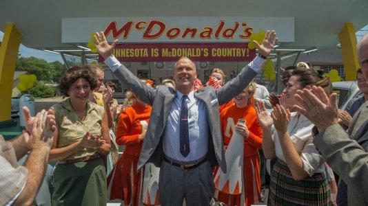 """A história do homem dos hamburguers: primeiro trailer para """"The Founder"""""""