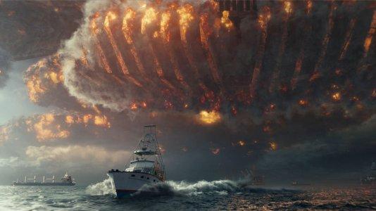 """""""O Dia da Independência: Nova Ameaça"""" - os extraterrestres vêm aí outra vez"""