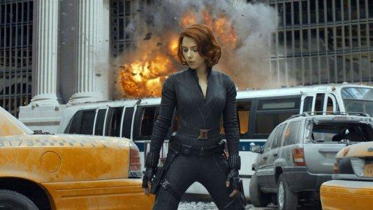 """Um filme a solo da Black Widow de Scarlett Johansson? A Marvel diz que """"nim"""""""