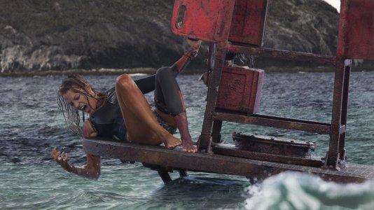 """Novo trailer para """"Águas Perigosas"""" coloca ênfase na auto-confiança"""