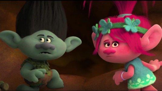 """""""Trolls"""": primeiro trailer da nova animação da Dreamworks"""