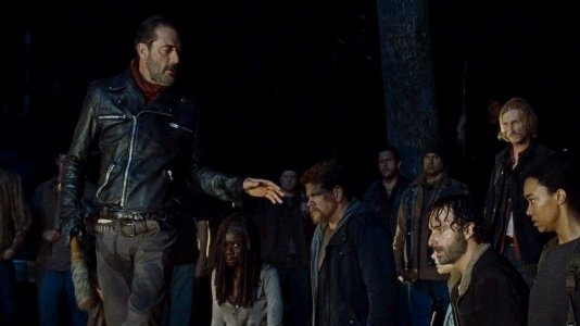 "Elenco regular de ""The Walking Dead"" com quatro novas caras"