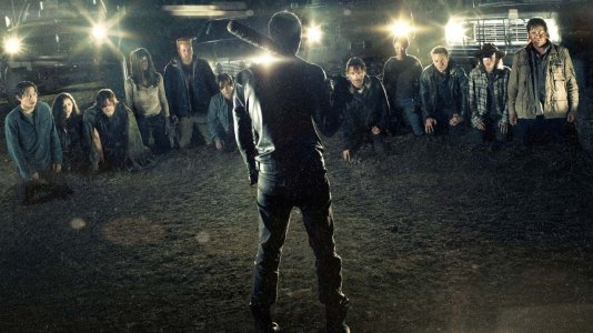 """The Walking Dead"": trailer da sétima temporada revelado na Comic Con"