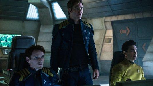 """""""Star Trek: Além do Universo"""" - primeira sessão gratuita em todos os cinemas"""
