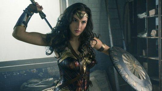 "Chegou o primeiro trailer de ""Wonder Woman"""
