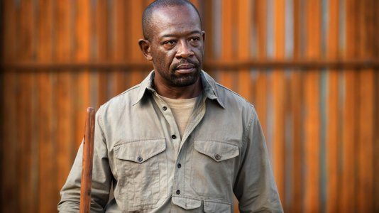 "Lennie James de ""The Walking Dead"" no elenco da sequela de ""Blade Runner"""