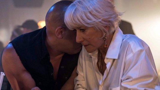 """""""Velocidade Furiosa 8"""": primeira imagem de Helen Mirren ao lado de Vin Diesel"""