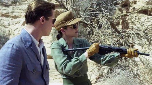 """Zemeckis dirige Pitt e Cotillard em """"Aliados"""" - veja o primeiro trailer"""