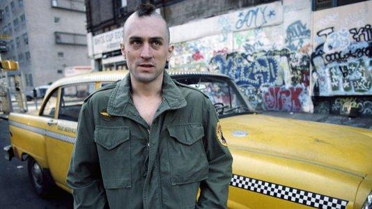"""""""Taxi Driver"""" aos quarenta anos no Espaço Nimas em versão restaurada"""