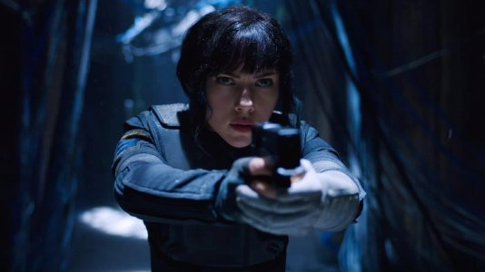 "Novas cenas dos bastidores de ""Ghost in the Shell"""