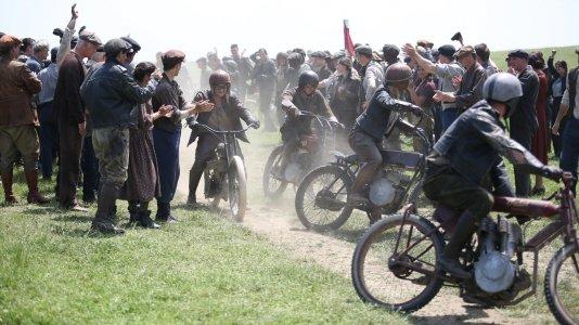 """""""Harley and the Davidsons"""" em estreia no Discovery Channel"""
