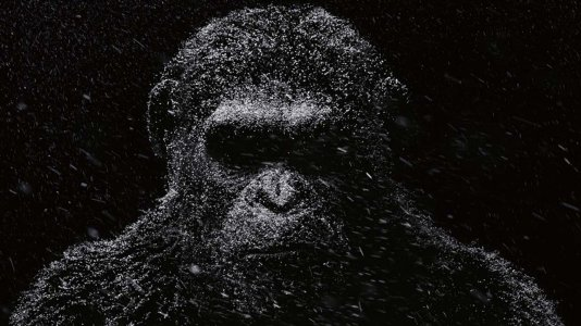 "Primeiro teaser de ""War for the Planet of the Apes"""