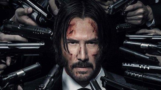 """Keanu Reeves metido numa grande alhada no trailer de """"John Wick: Capítulo 2"""""""
