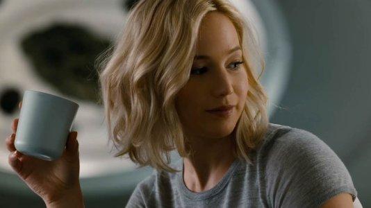 Jennifer Lawrence a caminho de ser Zelda Fitzgerald