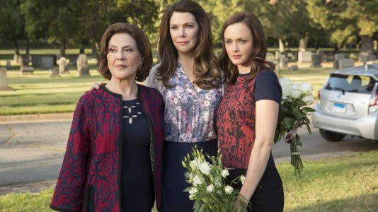 "A Netflix apresenta o trailer de ""Gilmore Girls: A Year in the Life"""