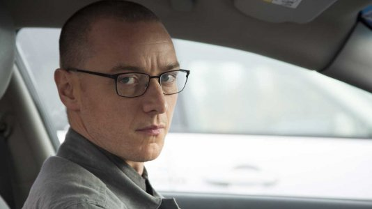"A esquizofrenia de James McAvoy no novo trailer de ""Split"""