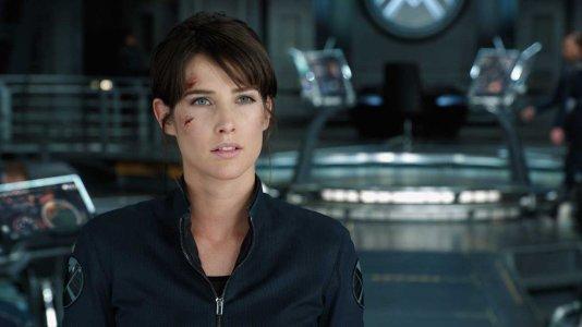 """Atriz Cobie Smulders de """"Os Vingadores"""" e """"Jack Reacher"""" na Comic Con Portugal 2016"""