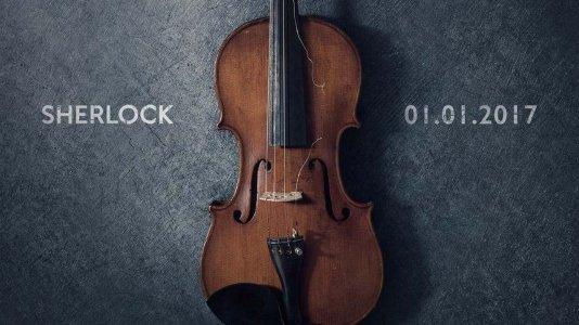 """Quarta temporada da série """"Sherlock"""" anunciada para o primeiro dia de 2017"""