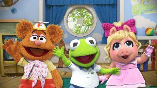 """""""Muppet Babies"""" regressam em nova série de televisão"""