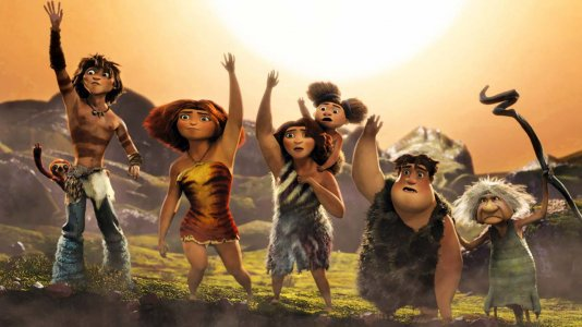 "Sequela do filme de animação ""Os Croods"" suspensa por tempo indefinido"