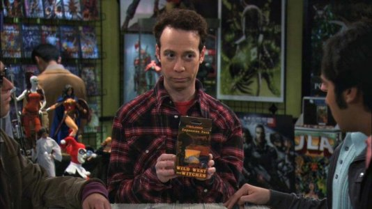 "Kevin Sussman de ""The Big Bang Theory"" confirmado na Comic Con Portugal 2016"