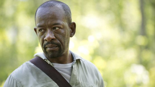 "Lennie James do elenco da série ""The Walking Dead"" confirmado na Comic Con Portugal"