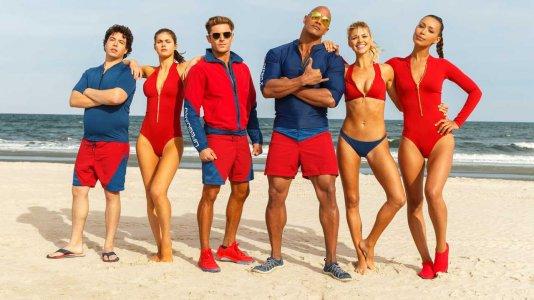 """O trailer do novo """"The Baywatch"""" diz que é tempo de praia"""