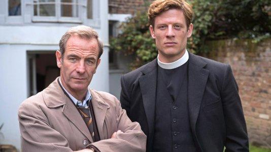 """Segunda temporada de """"Grantchester"""" estreia em janeiro no FOX Crime"""