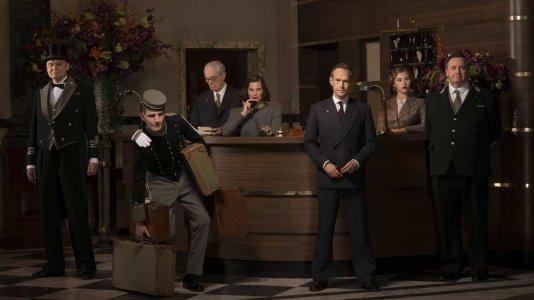 """""""The Halcyon"""" - um hotel de luxo e os bombardeamentos a Londres em destaque a partir de janeiro no TVSéries"""