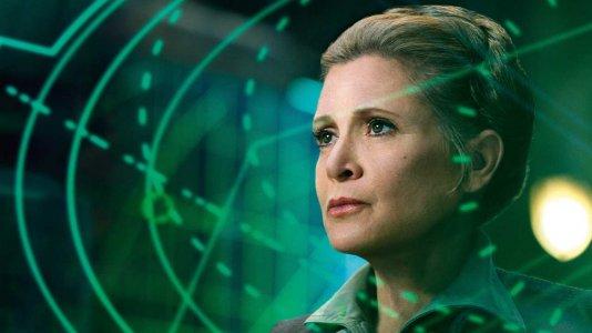 """Carrie Fisher não aparecerá no episódio IX de """"Star Wars"""""""