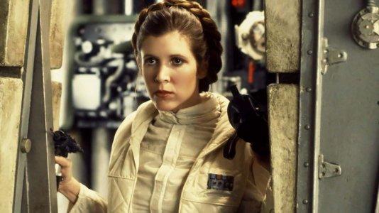 Petição quer personagem de Carrie Fisher como princesa oficial da Disney