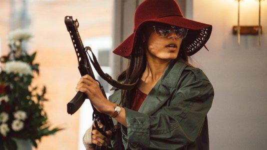 "Showtime apresenta o trailer da minissérie ""Guerrilla"""