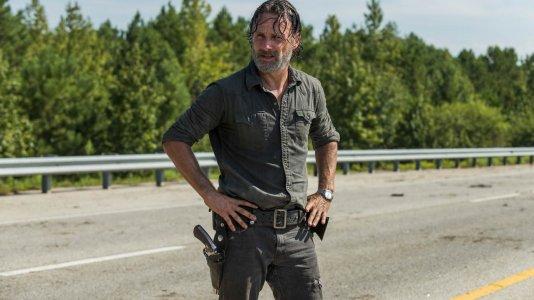 """""""The Walking Dead"""": sétima temporada regressa a 13 de fevereiro"""