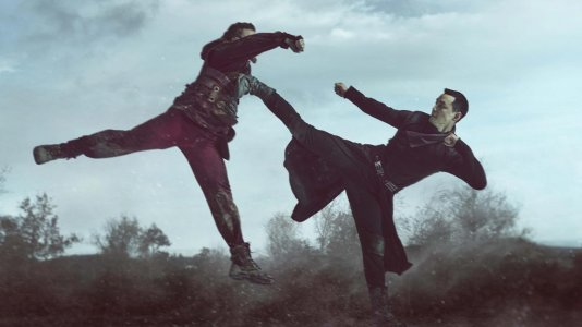 "AMC renova a série ""Into the Badlands"" para a terceira temporada"